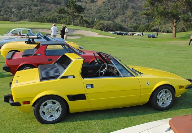 Fiat X1/9 (Foto: Reprodução)