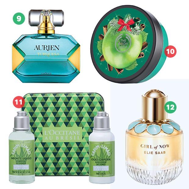 Presentes de Natal: Perfumes (Foto: Divulgação)