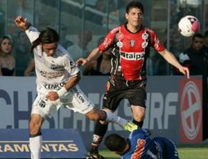 Ceará x Joinville pela Série B do Campeonato Brasileiro de 2012 (Foto: Kiko Silva/Agência Diário)