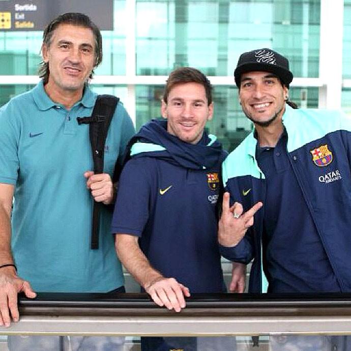 Messi (Foto: Reprodução / Instagram)