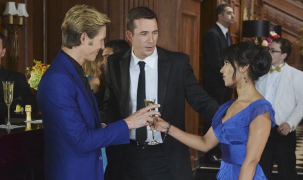 Padma começa a investigar ligação de Nolan com David Clarke (Foto: Divulgação / Disney Media Distribution)