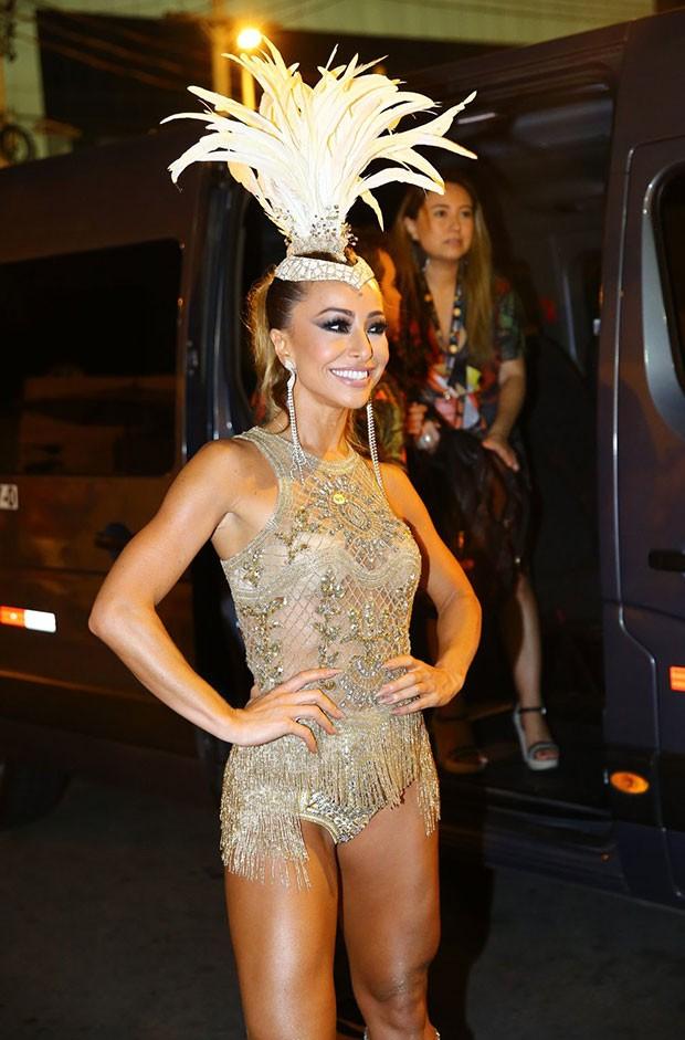 Sabrina Sato (Foto: Divulgação/CamaroteN1)