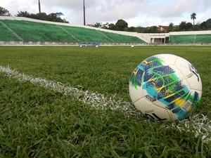 estádio Ademir Cunha (Foto: Washington Vaz)
