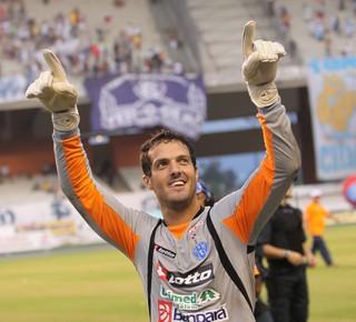 Goleiro Rafael Cordova; Paysandu (Foto: Sidney Oliveira / Amazônia Hoje)