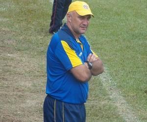 Marcos Campagnollo, técnico do time sub-20 do São Carlos  (Foto: Rovanir Frias/AI São Carlos)