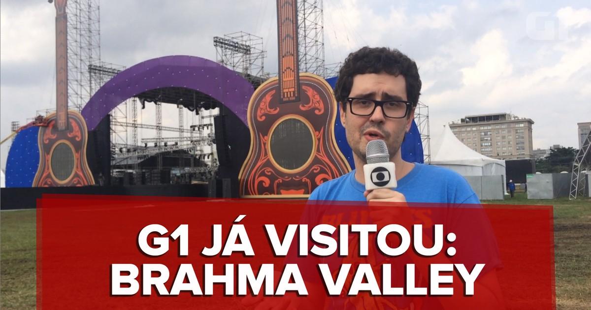 9ea67f33b5999 G1 - Brahma Valley  programação com as atrações do festival no Jockey em SP  - notícias em Música