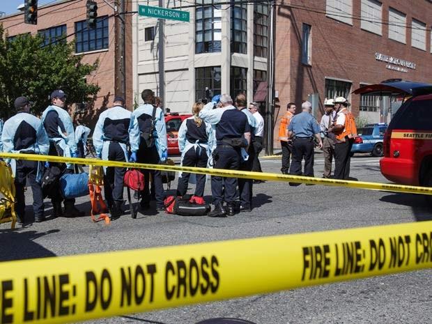 Resultado de imagem para Ataque com faca em universidade dos EUA deixa um morto e três feridos