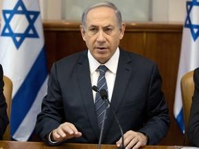 Netanyahu declarou que Israel não é indiferente à tragédia dos refugiados sírios e disse que os hospitais do país tratam feridos da guerra civil. (Foto: AFP)