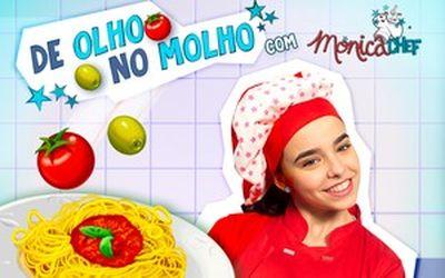 De olho no molho Monica Chef
