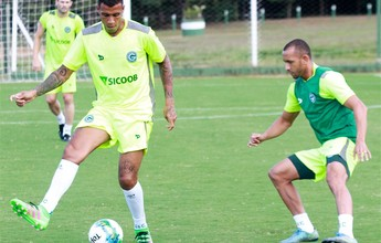 Léo Lima é regularizado e poderá defender o Goiás contra o Criciúma