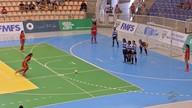 Clássico dos Milhões marca a fase eliminatória da Copa Centro América de Futsal