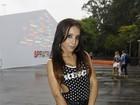 Anitta cover vai ao SPFW e elogia plásticas da cantora: 'Mais bonita'