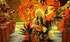 Boi exaltou raízes e abriu 48º Festival (Marina Souza/G1 AM)