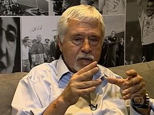 Morre o jornalista Luiz Paulo Horta. (Foto: Reprodução/TV Globo)