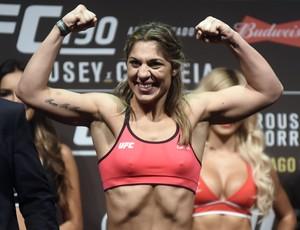 UFC 190 pesagem: Bethe Correia (Foto: André Durão)