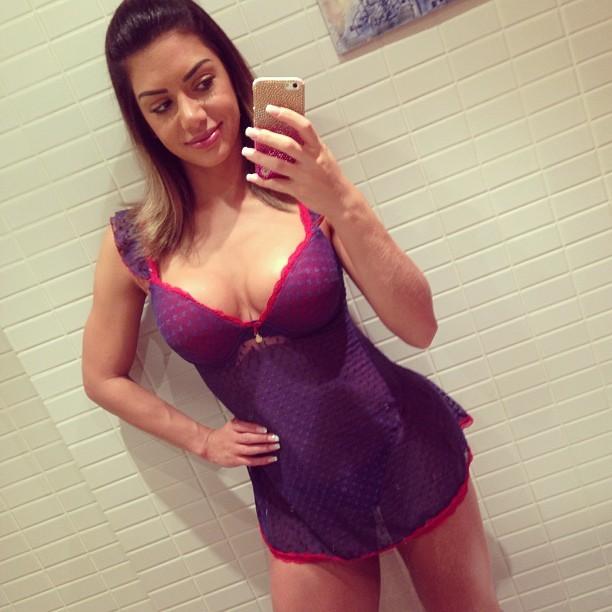 Graciella Carvalho (Foto: Instagram/Reprodução)
