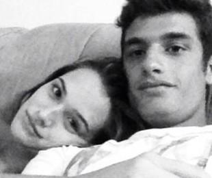 Juliana Paiva e Guilherme Costa (Foto: Reprodução do instagram)