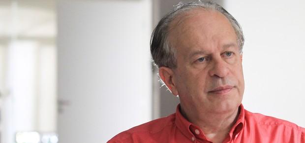 O professor da USP Renato Janine Ribeiro será o novo ministro da Educação (Foto: Marcos Alves / Agencia O Globo)