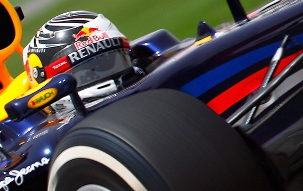 Vettel treino Bahrein (Foto: EFE)