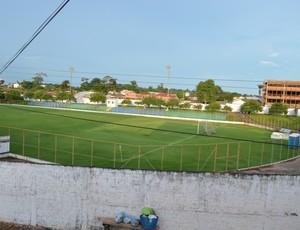Estádio Agalir Tonelli (Foto: Rogério Aderbal)