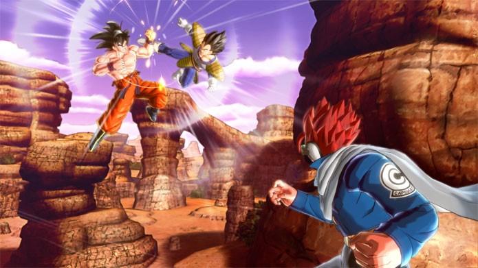 Dragon Ball Xenoverse mais barato na Xbox Live (Foto: Divulgação)