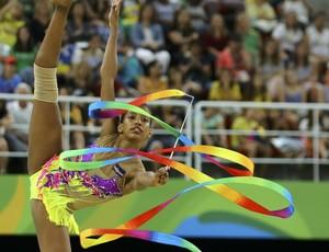 Elyane Boal, Cabo Verde, ginástica rítmica (Foto: REUTERS)