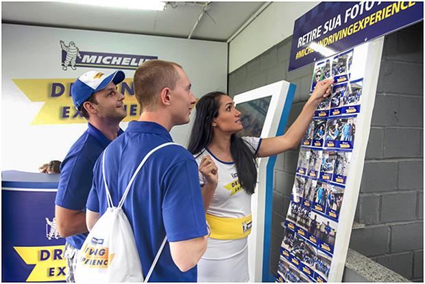 Michelin driving experience auto esporte michelin for Porte 12 michelin