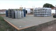 Com greve de caminhoneiros falta gás de cozinha em Balsas