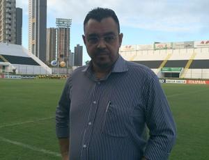 Marcelo Abdon, diretor de futebol do ABC (Foto: Carlos Arthur da Cruz/GloboEsporte.com)