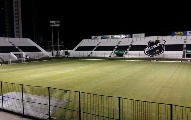 BLOG: Sem energia no Frasqueirão, ABC contrata geradores para ter jogo contra Guarani