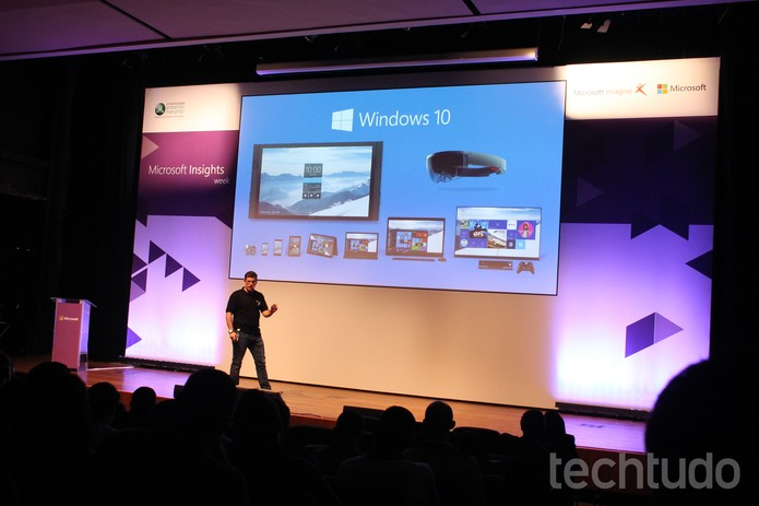 Windows 10 (Foto: Leonardo Avila/TechTudo)