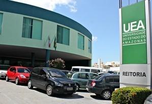 Estudantes terão direito a vaga na UEA  (Foto: Adneison Severiano G1/AM)