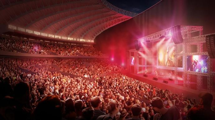 Anfiteatro Beira-Rio Inter (Foto: Hype / Reprodução)