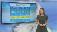 Confira a previsão do tempo para domingo (24) na região de Ribeirão