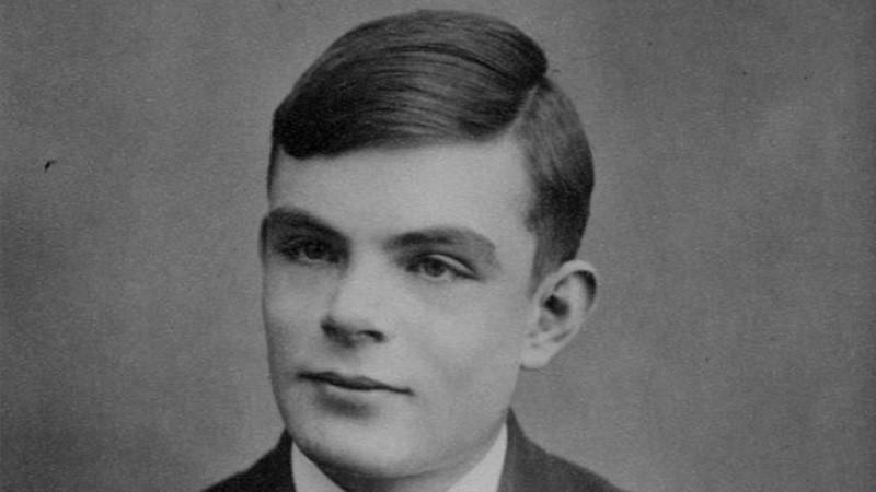 Alan Turing (Foto: Wikimedia)