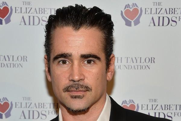 Com a intenção de se tornar um pai melhor, Colin Farrell resolveu fazer rehab para se livrar do vício em drogas que já durava mais de 15 anos. O ator não ingere álcool há oito (Foto: Getty Images)