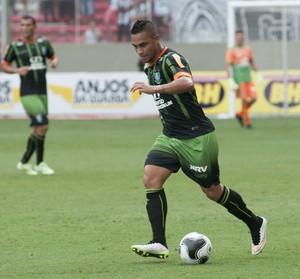 Bryan; América-MG (Foto: Carlos Cruz)