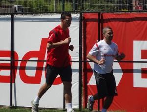 Leandro Damião atacante Inter (Foto: Tomás Hammes / GLOBOESPORTE.COM)