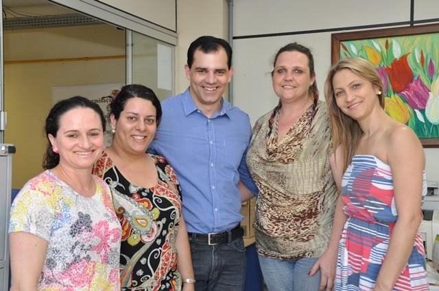 Professores são orientados a divulgar projetos (Foto: RBS TV/Divulgação)