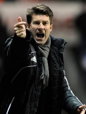Michael Laudrup técnico Swansea (Foto: Reuters)