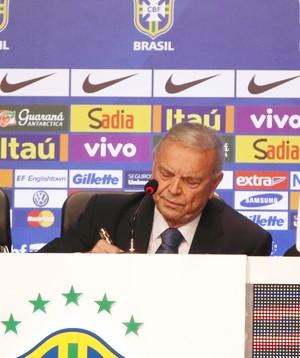 luiz felipe scolari felipão convocação seleção brasileira copa do mundo 2014 2 (Foto: André Durão)