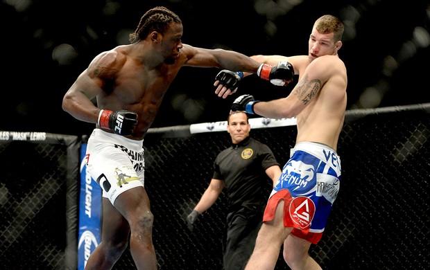 UFC Clint Hester e  Andy Enz (Foto: Agência Getty Images)