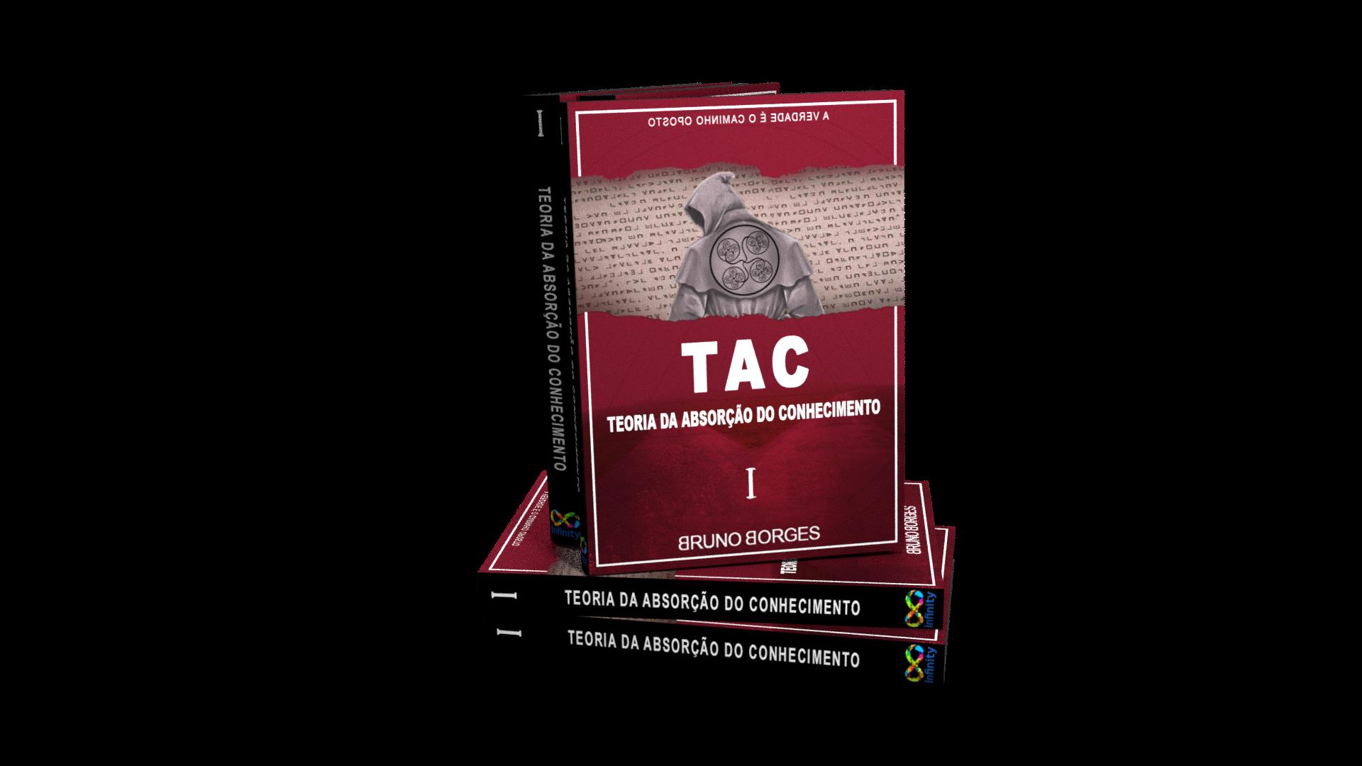 TAC: primeiro livro de Bruno Borges será publicado neste mês (Foto: Divulgação )