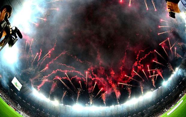 torcida Atlético-MG Mineirão final (Foto: Marcos Ribolli / Globoesporte.com)