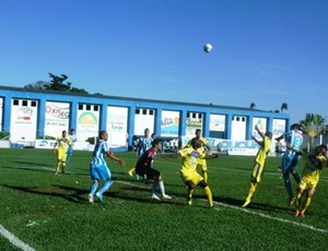 Madureira 0 x 2 Crac série c do brasileiro (Foto: Roberto Silva)