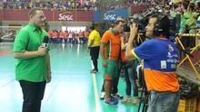 Final é marcada por público de 4 mil pessoas e transmissão ao vivo (Gabriela Canário)