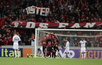 Atlético-PR poderia ter goleado e mostra evolução, diz comentarista