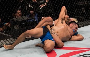 Godofredo Pepey finaliza De La Torre no primeiro round e imita McGregor