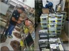 No AP, 1,4 mil produtos automotivos irregulares são apreendidos em lojas
