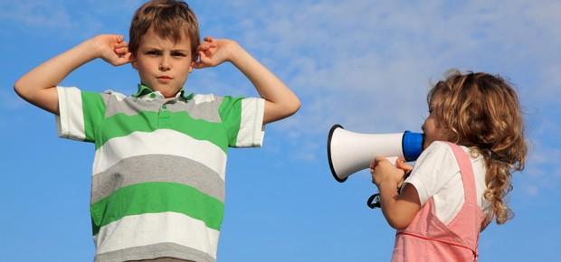 Banbossy; campanha; brincadeira; menina; menino (Foto: Thinkstock)